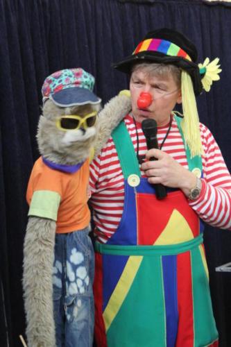 Zauber Clown